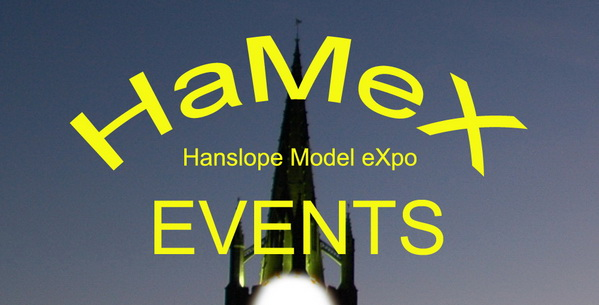 HaMeX Events logo